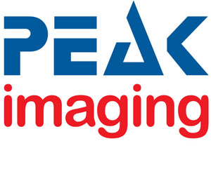 Peak Imaging Professional Logo